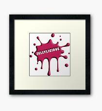 Jellylicious Framed Print