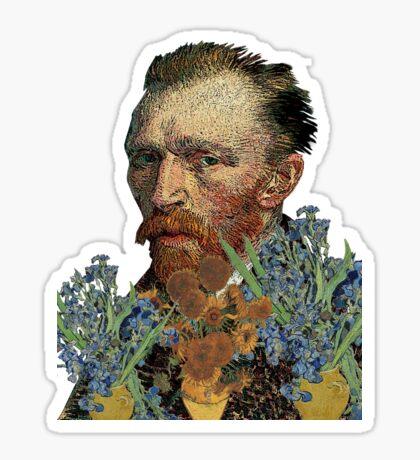 van Gogh Mashed Sticker