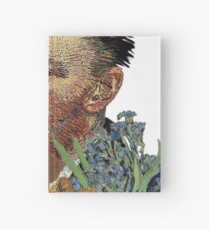 van Gogh Mashed Hardcover Journal