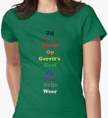 Resistor Code 23 - Zij Bracht Rozen T-Shirt