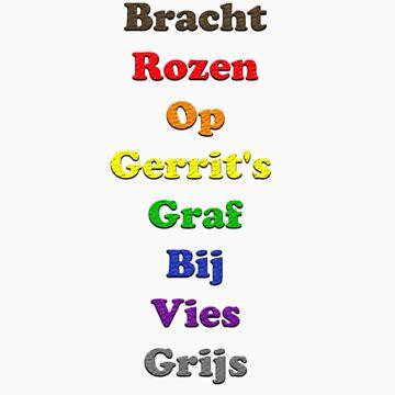 Resistor Code 23 - Zij Bracht Rozen by cloudia