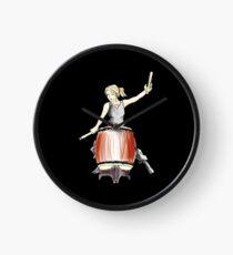 Reloj Taiko Drummer