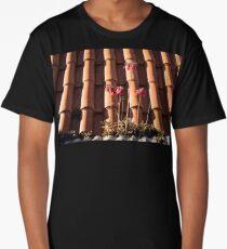 Unexpected Roof Garden Long T-Shirt