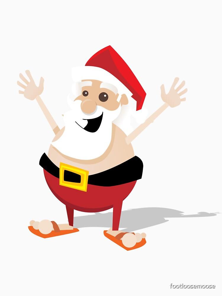Aussie Santa von footloosemoose