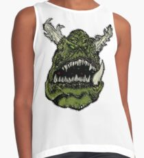 King Of The Flies Contrast Tank