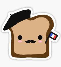 Pegatina ¡Tostada francesa!