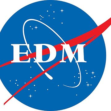 Space EDM by edmshirts
