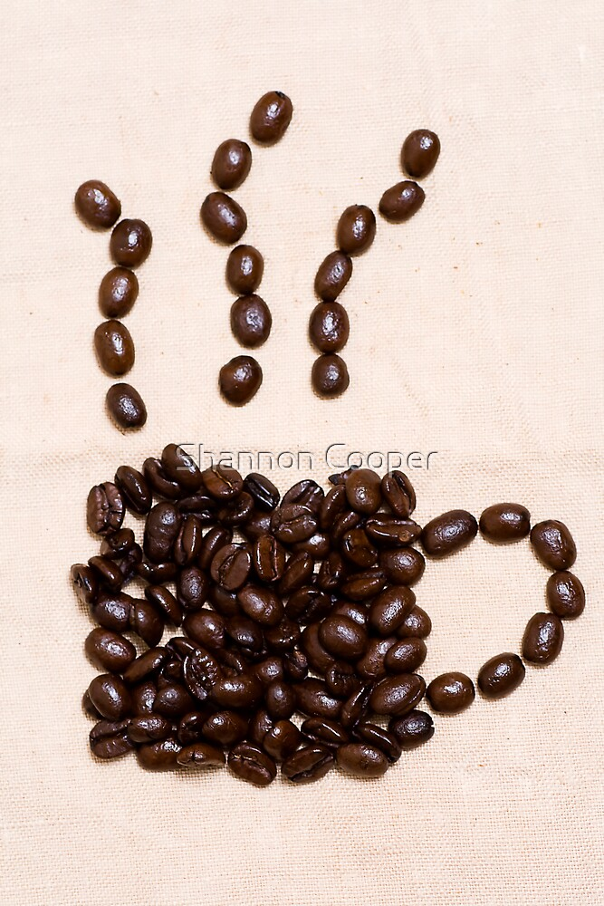 Hot Java by Shannon Beauford