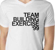Team Building Exercise '99 Mens V-Neck T-Shirt