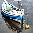 Whitby Coble by Woodie