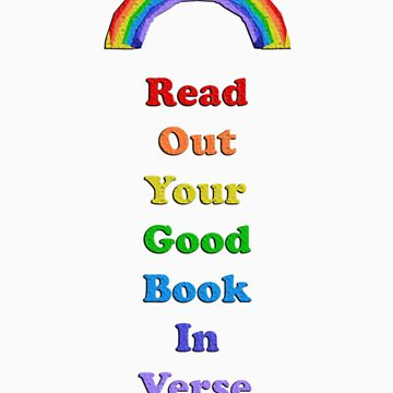 Colours of the Rainbow 3 - Read Out... by cloudia