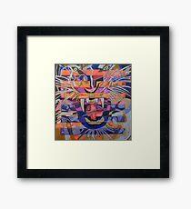 Hexagram 21-Shih Ho (Biting Through) Framed Print
