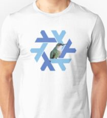 Nixos 17.09 Humming bird  Unisex T-Shirt