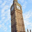 Big Ben by ANDREW BARKE