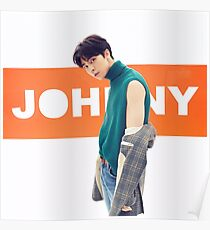 NCT 2018 JOHNNY Poster