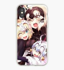 Fate Girls iPhone Case