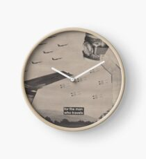 Fighter Flight Clock