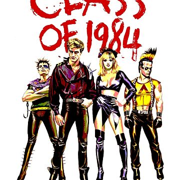 Class Of 1984 (Design 1) by RobC13