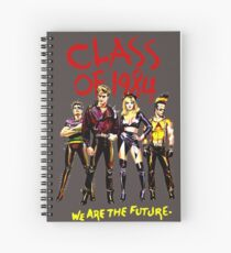 Class Of 1984 (Design 1) Spiral Notebook