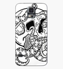 Tentacle Skull Case/Skin for Samsung Galaxy