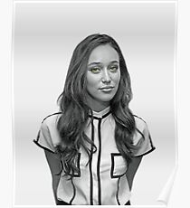 Mrs. Debnam-Carey 3 Poster