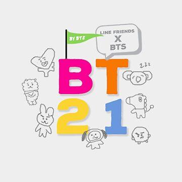 BT21 by hwanghaes