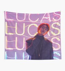 NCT 2018 LUCAS Wall Tapestry