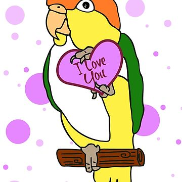 I love you - caique by FandomizedRose