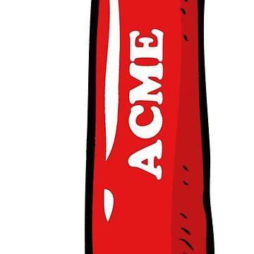 Acme rocket by ToroE