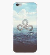 Cloud 9 Oceanic Time Warner Kabel iPhone-Hülle & Cover