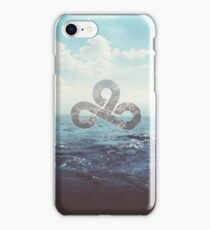 Cloud 9 Oceanic Time Warner Cable iPhone Case/Skin