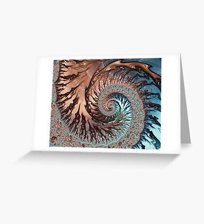 Sandwave Greeting Card