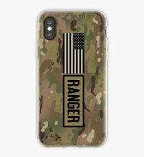Ranger: Military Camouflage iPhone Case