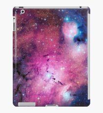 Pink and Purple Galaxy Design iPad Case/Skin