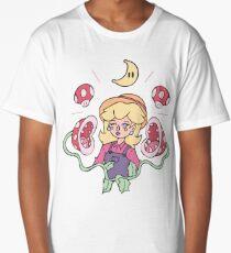 Peach Long T-Shirt
