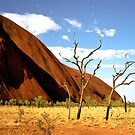 Uluru by Benno