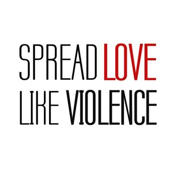 Spread Love Like Violence by ShadowOfTheDay
