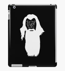 The Time Given to Us iPad Case/Skin
