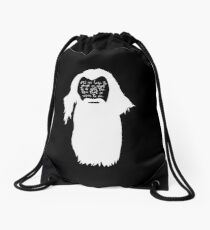 The Time Given to Us Drawstring Bag
