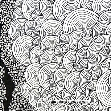 Colin Gabriel Concentric Circles by colingabriel