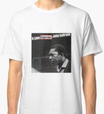 e68f6ecd9cd4 A Love Supreme - John Coltrane Classic T-Shirt