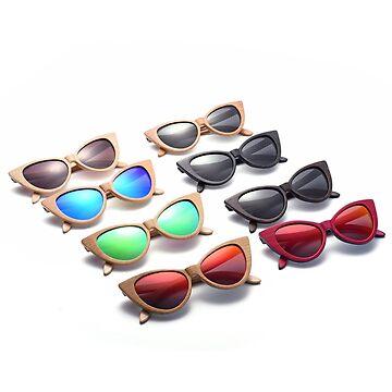 Cat Eye Sunglasses  by MUZA9