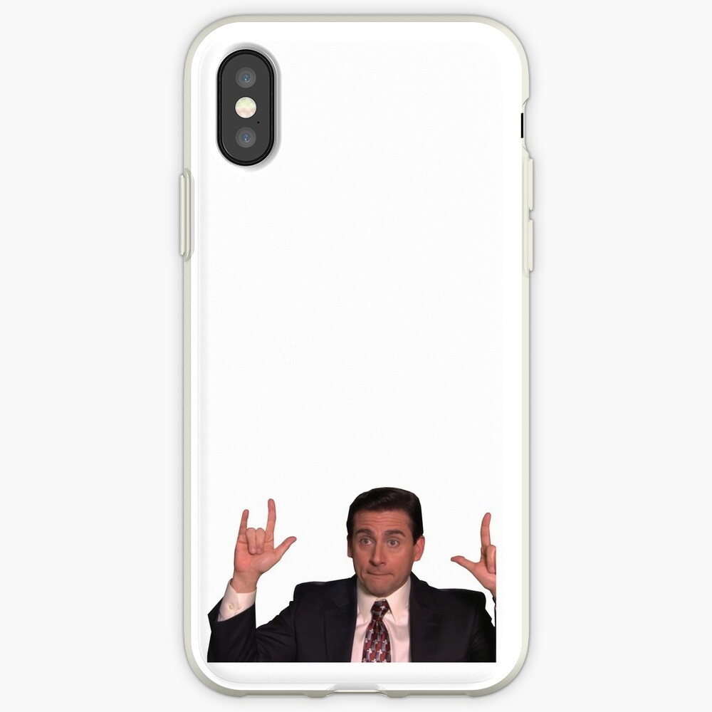 the office iPhone Cases & Covers