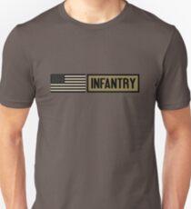 Military: Infantry Unisex T-Shirt