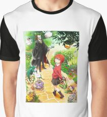 Garden Walk Graphic T-Shirt