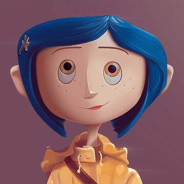 Coraline by davexp