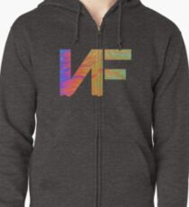 NF Sweatshirt Zipped Hoodie