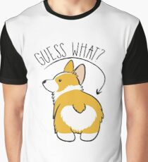 Guess What Graphic T-Shirt
