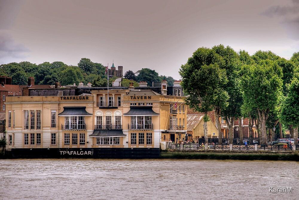 Trafalgar Tavern, Greenwich by KarenM