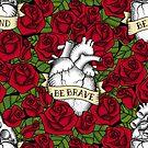 «Heart and Roses» de miavaldez